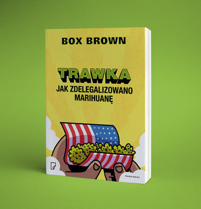 Box Brown - Trawka