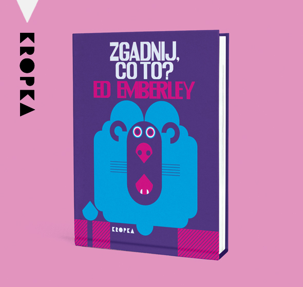 Ed Emberley - Zgadnij, co to?