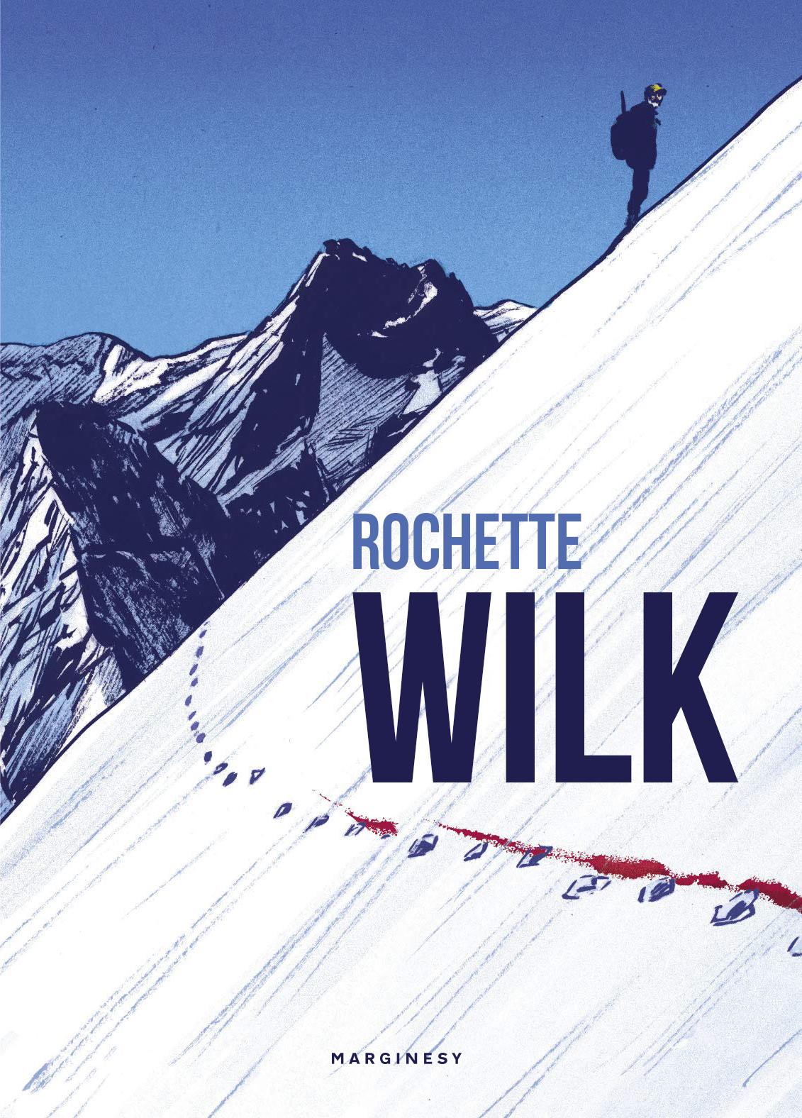 """Recenzje #142 - """"Wilk"""" - okładka komiksu pt.""""Wilk"""" - Francuski przy kawie"""